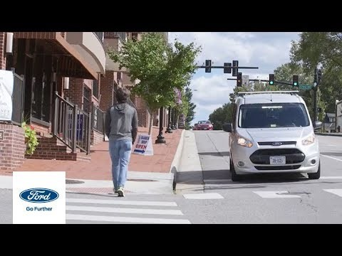 'Mystery Van' Helping Self-Driving Cars Communicate with People | Autonomy | Ford – #FordMotorCompany #news and #Videos –BuyTrucks.ca