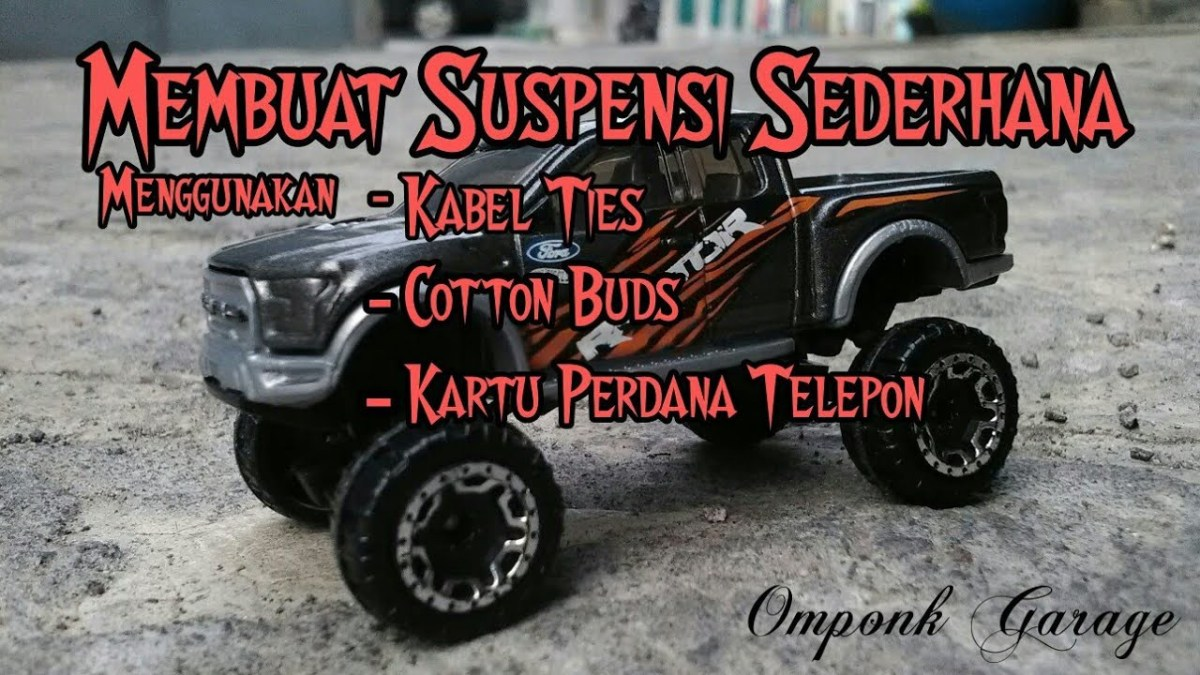 Simple Suspension Hot Wheels Ford F-150 Raptor –BuyTrucks.ca